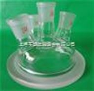 开口反应器盖/玻璃反应釜盖(四口)