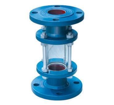 玻璃管视镜 玻璃管视盅_化工机械设备_泵阀类_流体阀图片