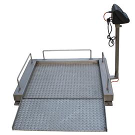 醫院用碳鋼輪椅電子秤