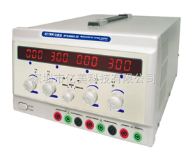 APS-3005S-3D供应安泰信APS-3005S-3D双路线性直流稳压电源