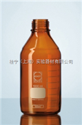 Schott 1000ml棕色溶剂瓶1L2180654