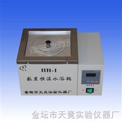 HHJ-1搅拌水浴锅/磁力搅拌水浴锅