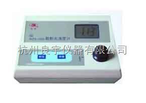 WZS-1000型数字浊度仪图片