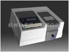 精科UV754N 紫外可见分光光度计图片