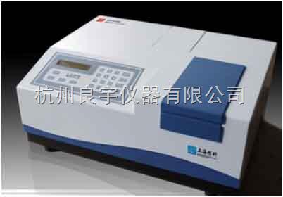 上海仪电紫外可见分光光度计图片
