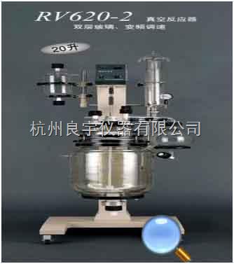 RV-620真空反应器图片