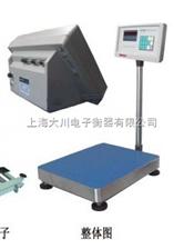 TCS-DC-H100公斤連接電腦電子秤(熱賣產品)
