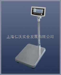 台湾惠而邦XK3108-VW-60kg电子磅称150kg台秤外接不干胶打印