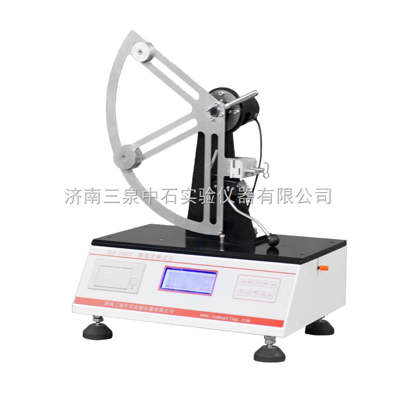 肠衣膜撕裂度测试仪|PVDC肠衣膜抗撕裂性试验机