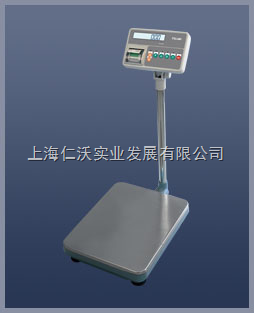 台衡惠而邦不干胶热敏打印电子秤 T-SCALE称重仪表
