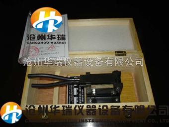 纤维切断器/纤维混凝土试验仪器生产厂家