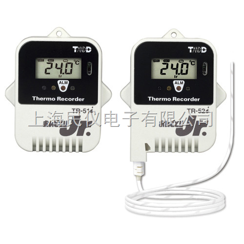 日本TandDTR-51i温湿度记录仪