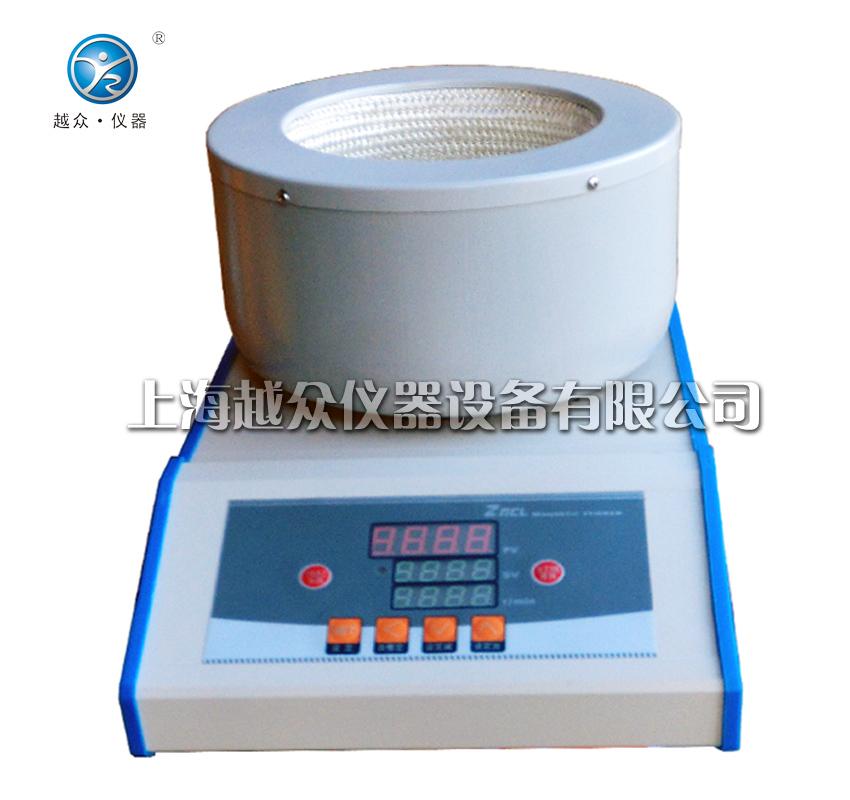 数显磁力搅拌电热套-2000ml