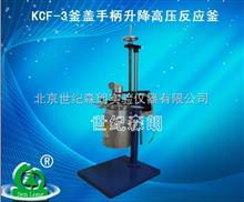 浙江KCF-3釜盖手柄升降高压反应釜
