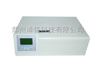 JKY-3A型便携式红外光度测油仪/大连水质石油类红外光度测油仪*