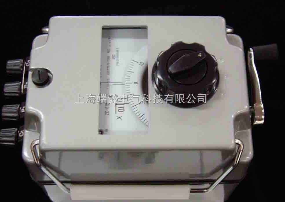zc-8接地电阻表