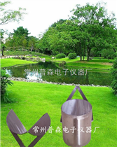 PSC-900手持式污泥采样器  生产厂家自主研发