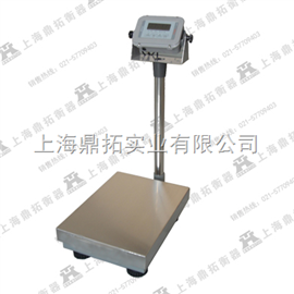 TCS50kg防水不锈钢电子称【移动式磅秤多少钱】