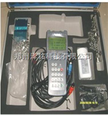ZM手持式超声波流量计/便携式超声波流量计