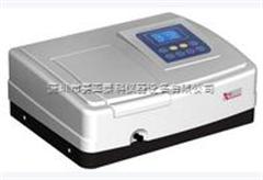 上海美谱达V-1200可见分光光度计