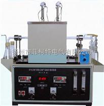 SYQ-387深色石油产品硫含量测定仪(管式炉法)