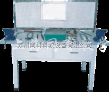 TKK–07A1蘇州同科TKK–07A1鉗工實訓成套設備(2座/桌)