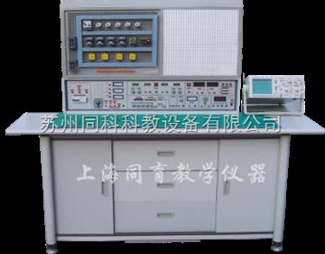 TKKL-760B通用電工、模電、數電、電拖實驗與電工、模電、數電、電拖技能實訓考核綜合裝置