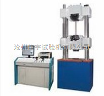 二手WEW-600KN屏显液压式万能试验机