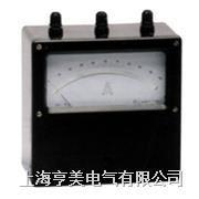 T19系列0.5级指针式交直流毫安表|交直流安培电流表|交直流伏特电压表