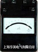 0.5级D63-W电动系中频单相瓦特表