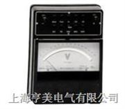 C50-VA-0.1级指针式直流伏安表