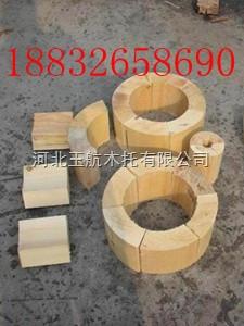 吊式管道木垫块安装图纸