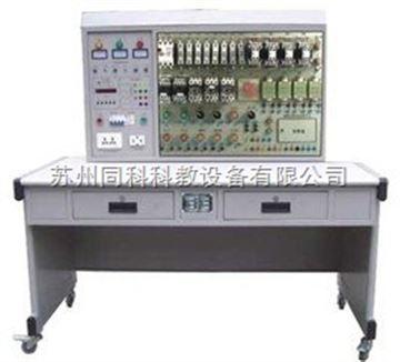 TKKJ-X62W型萬能銑床電氣技能實訓考核裝置(半實物)