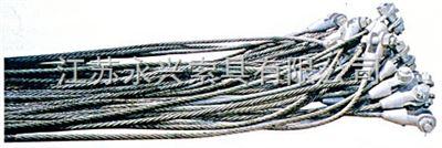 各种规格特种压制钢丝绳
