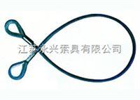 压胶钢丝绳