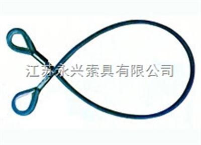 各种规格压胶钢丝绳