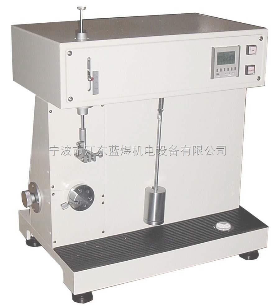 铜箔折弯试验机,铝箔弯折试验机