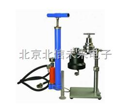 QT04-NS-1气压式测定器 自带打气筒测定仪 泥浆失水量测定器