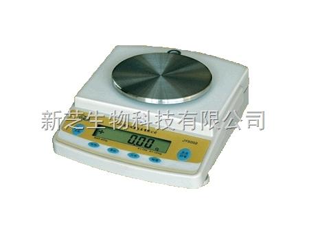上海良平电子天平JY5002