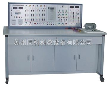 TK-107型同科電機變頻調速實驗裝置