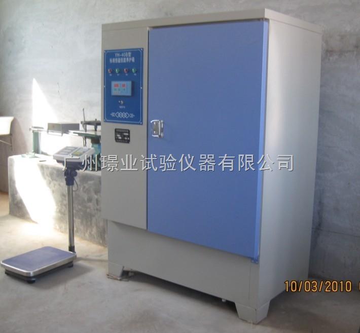 HBY-40型水泥恒温恒湿养护箱