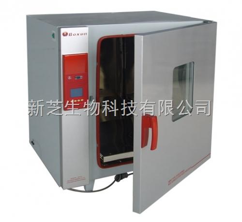 上海博迅电热鼓风干燥箱(升级新型,液晶屏,250度)BGZ-140