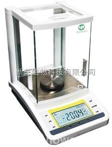 上海越平FA1604B电子分析天平