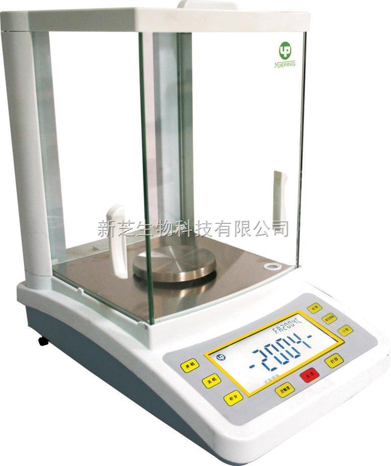 上海越平FA1104C电子分析天平