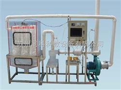 TKQT-508-II数据采集旋风除尘与袋式除尘组合式除尘实验装置