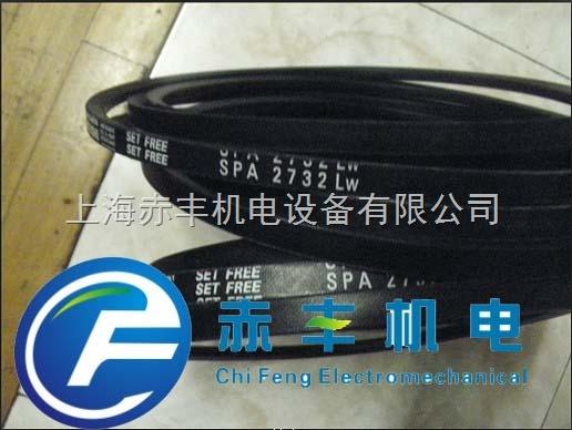 SPA2732LW日本MBL三角带SPA2732LW空调机皮带SPA2732LW风机皮带价格