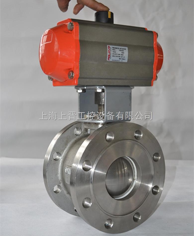 气动薄型球阀-上海上晋工控设备有限公司图片