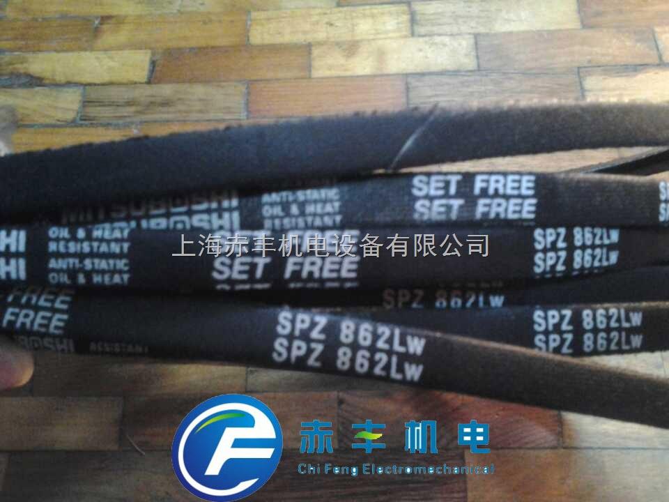SPZ670LW/3V265进口三角带SPZ670LW/3V265防静电三角带