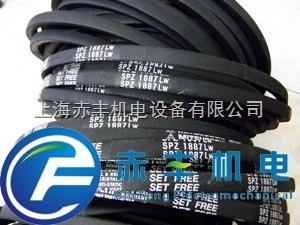SPZ1812LW空调机皮带SPZ1812LW耐高温三角带SPZ1812LW防油三角带