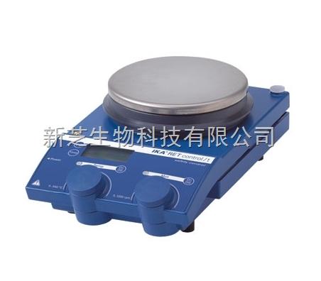 德国IKA加热磁力搅拌器主机RET/T控制型